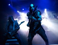 Behemoth performs at The Observatory in Orange County, Calif. on Saturday, February 7th, 2015. (Photo by Rachael Mattice/OC Weekly, Metal Insider)