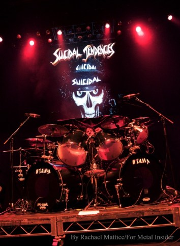 Suicidal Tendencies performs at the Palladium in Hollywood, California on Sunday, February 28, 2016. Photo by Rachael Mattice/For Metal Insider
