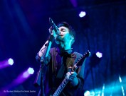 """""""Chevelle guitarist and vocalist Pete Loeffler performs at Chicago Open Air music festival on Friday, July 14, 2016 at Toyota Park in Bridgeview, Ill. Photo by Rachael Mattice/For Metal Insider."""""""