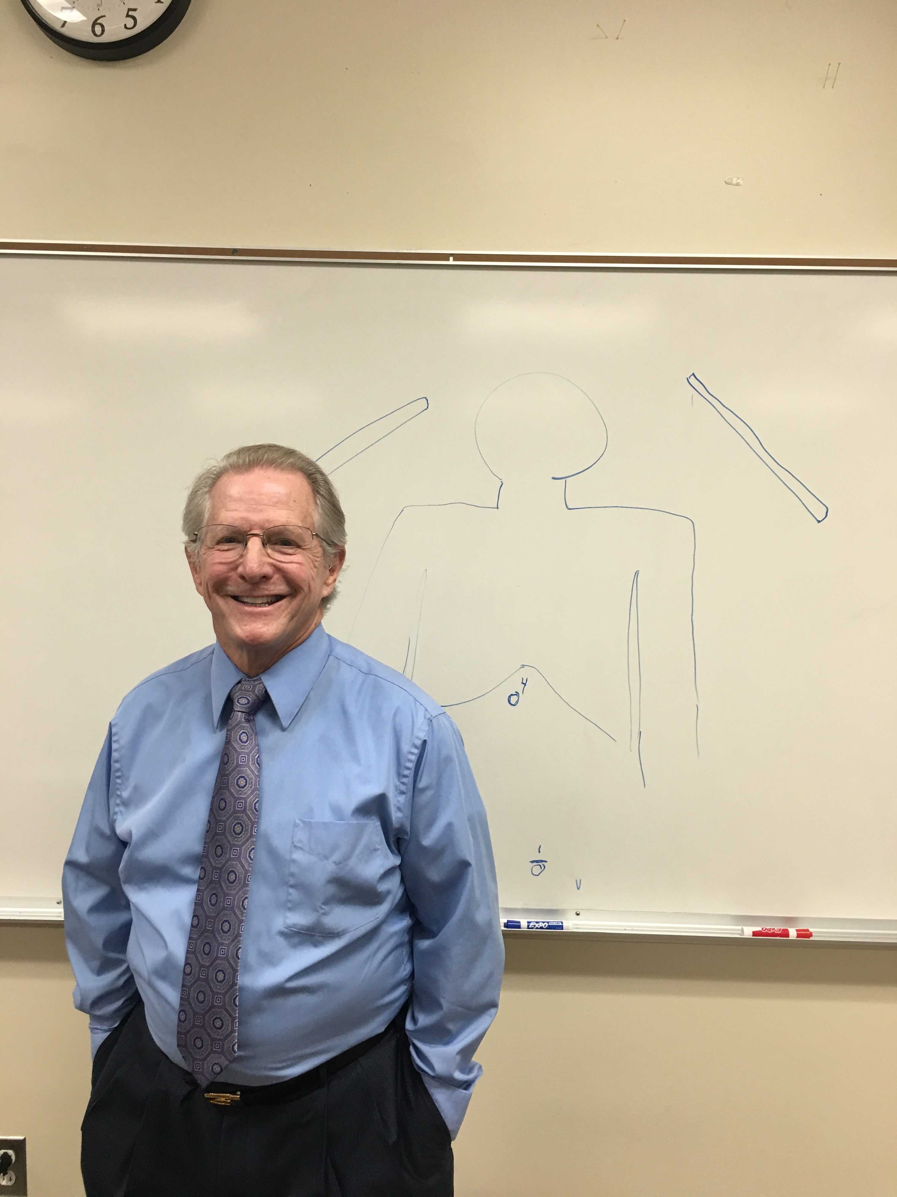 "BRIAN MCGUIRE '63 Retired General, Thoracic and Vascular Surgeon. When asked what advice he would give to aspiring doctors, he recommended ""building relationships with professors and studying about medicine and surgeries as soon as possible. If you're at Regis I'm sure you'll be fine."""
