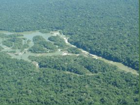 corredeiras do Rio Jamanxim