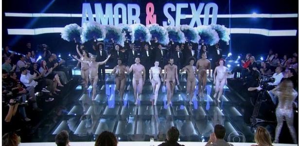 nus Nudez no programa Amor & Sexo está causando polêmica em rede social