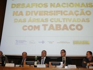 tabc Danos causados pelo cultivo do tabaco à saúde do trabalhador rural é preocupação para o Ministério da Saúde