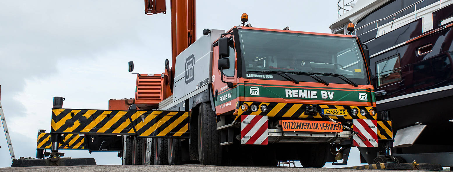 Kranen & Vrachtwagens