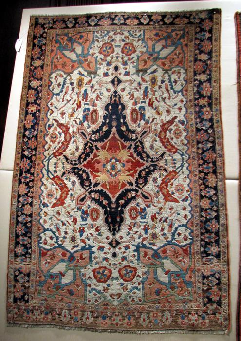 090 Antique Saruk