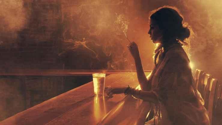 Одинокий бар