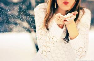 Аватарка снег