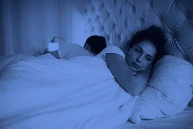 стресс во сне