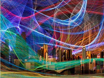 Wi-Fi буквально пронизывает нас John Lund/Getty Image