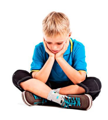ребенок грустит мальчик