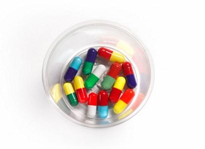 антибиотики, таблетки