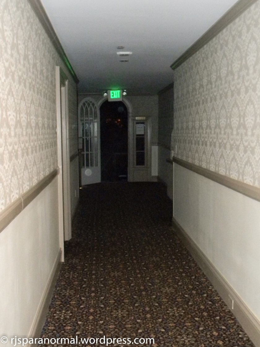 Stanley Hotel- Part 2 Orbs Rj' Paranormal