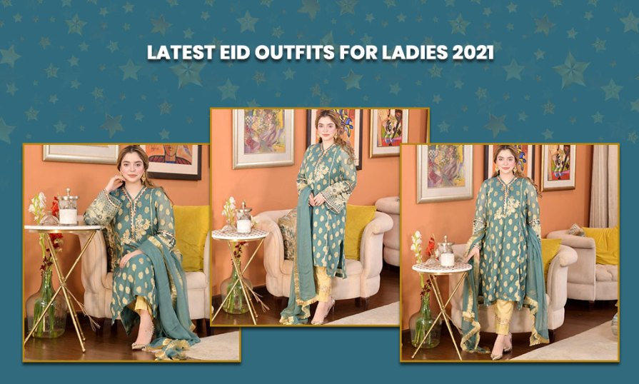 Pakistani Eid Clothes