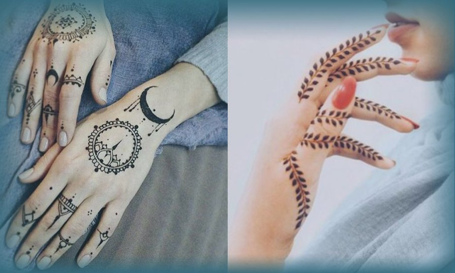 Fresh Mehndi Designs For Eid Every Woman Love Product Image