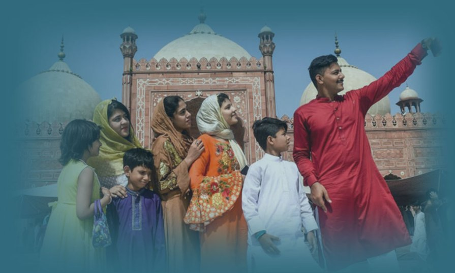 How Do Young Girls Celebrate Eid Product