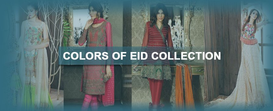 What Are The Common Colors Of Eid Collection