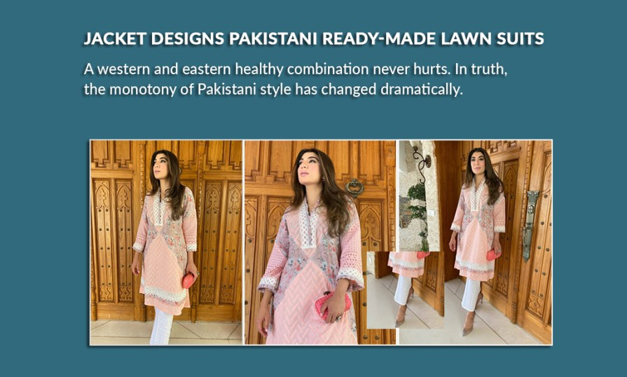 Ready-made Lawn Suits