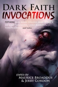 The cover of the anthology published by Apex Books.