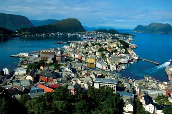 Norway Coastal Voyage 171 R amp J Tours