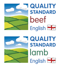 The Quality Standard for beef and lamb is the only scheme in the UK to cover eating quality. All beef and lamb carrying the Mark is chosen according to a strict selection process to ensure it is succulent and tender. Quality Standard beef and lamb is produced to higher standards than required by law with a supply chain which is fully assured and independently inspected at every stage from farm to meat counter.