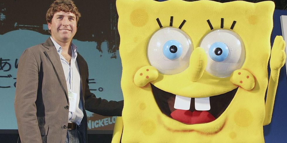Stephen Hillenberg the creator of Spongebob