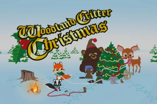 Woodland Critter Christmas
