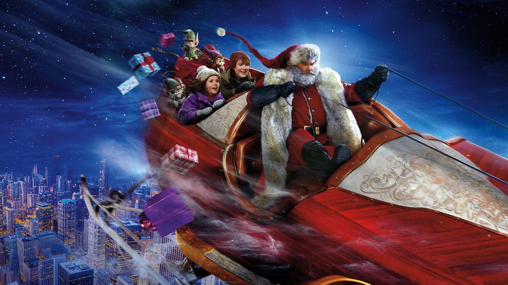 Santa and the kids must save Christmas!