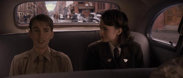 Favorite Romance- Peggy Carter and Steve Rogers MCU