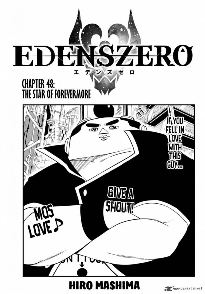 Edens Zero Chapter 48