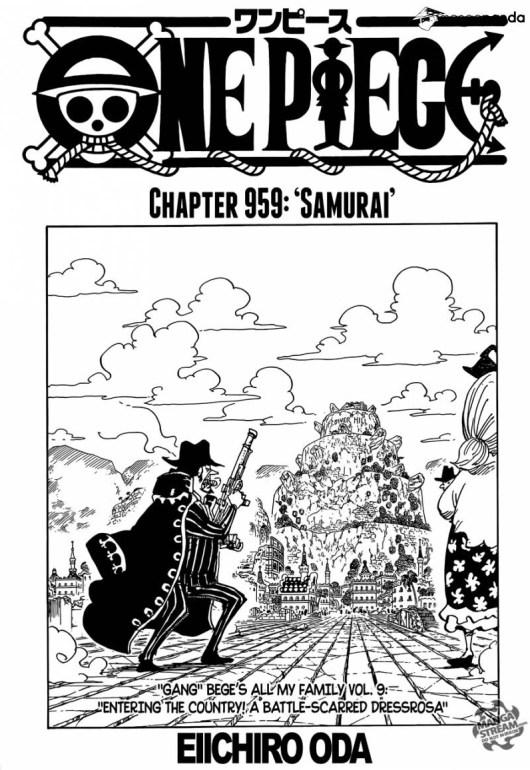A Step Ahead of the Samurai