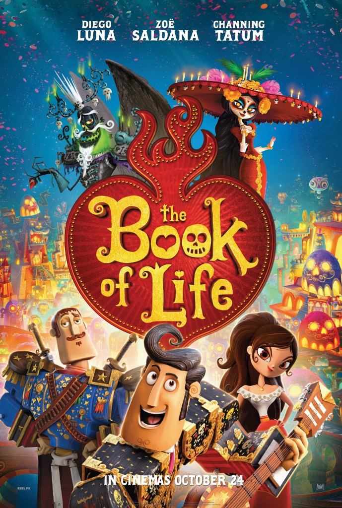Cavalcade of Cinema 7: The Book of Life