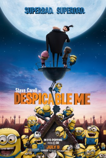 Cavalcade of Cinema: Despicable Me