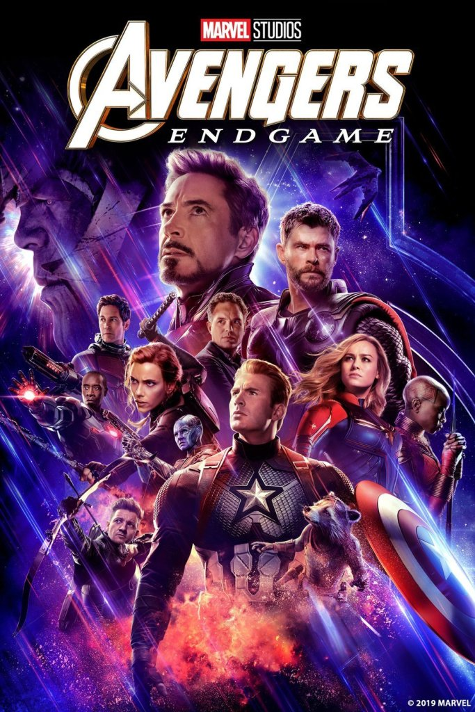 Cavalcade of Cinema 27: Avengers: Endgame