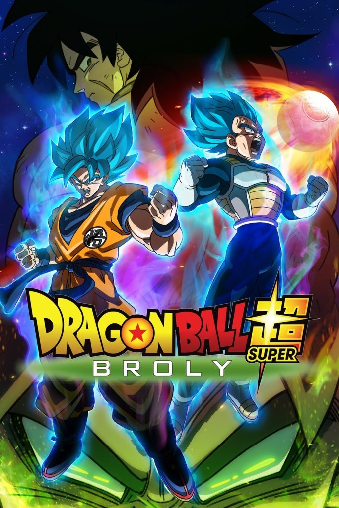 Cavalcade of Cinema 28: Dragon Ball Super: Broly