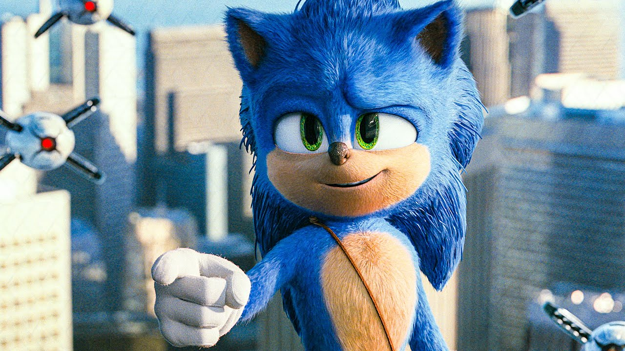 Rj Writing Ink Movies Sonic The Hedgehog Is A Good Movie