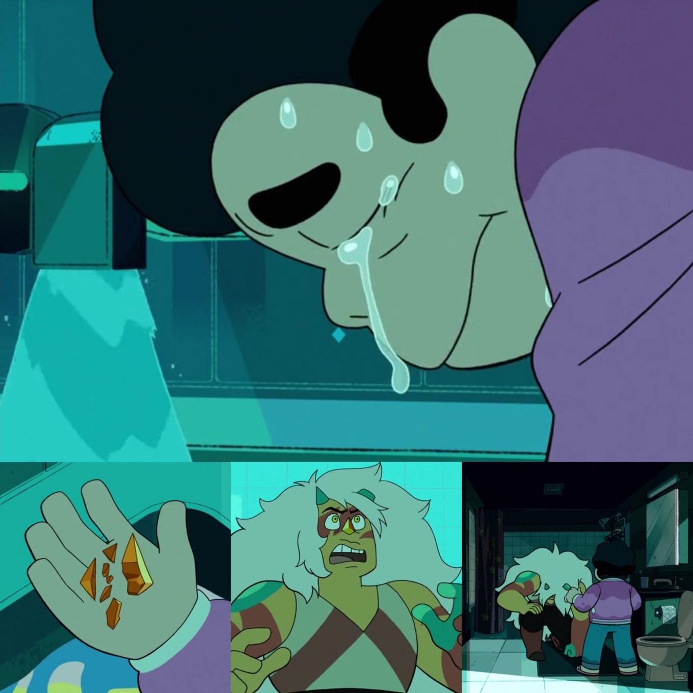 Steven Universe Future Episode 16: Fragments