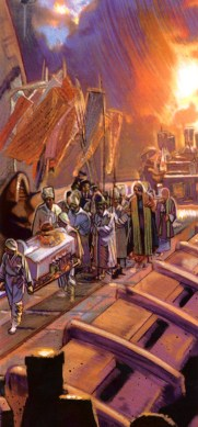 Star Wars Funeral of Queen Amanoa of Onderon