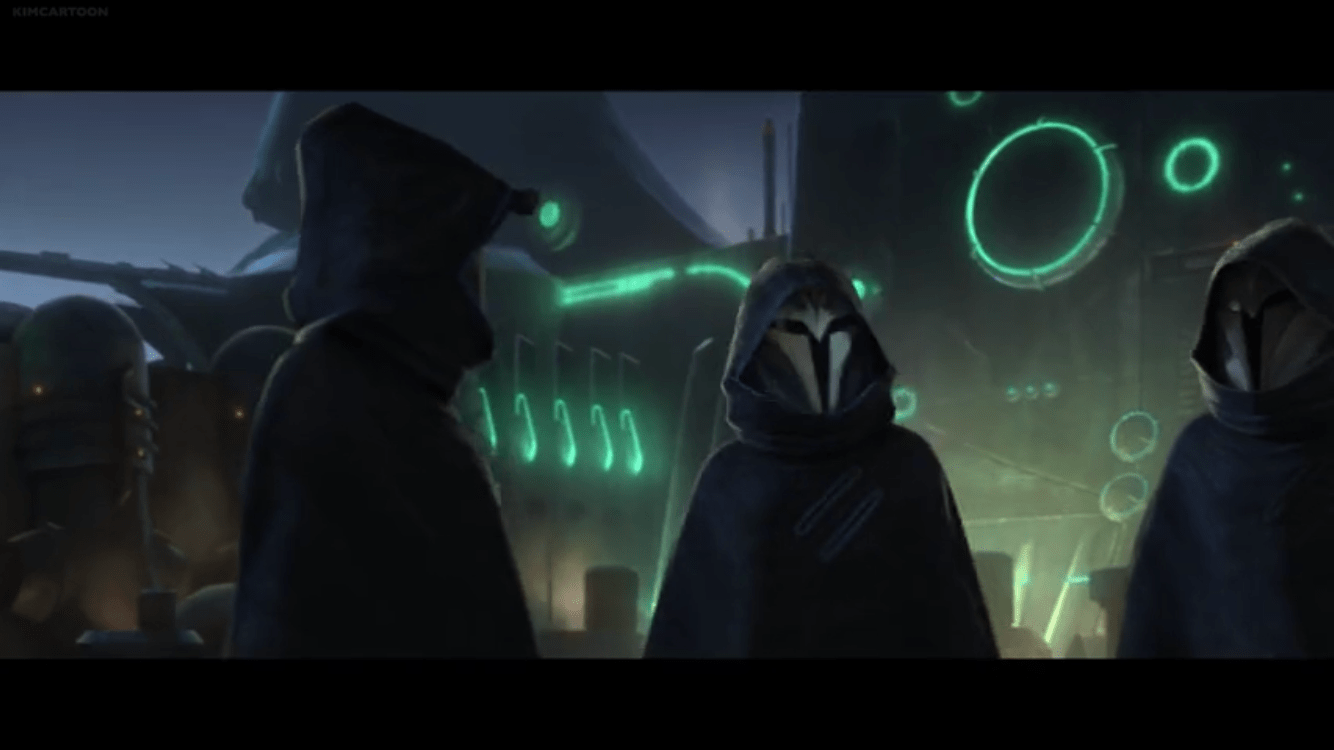 "Star Wars: The Clone Wars Season 7 Episode 8, ""Together Again"" Mandalorians"