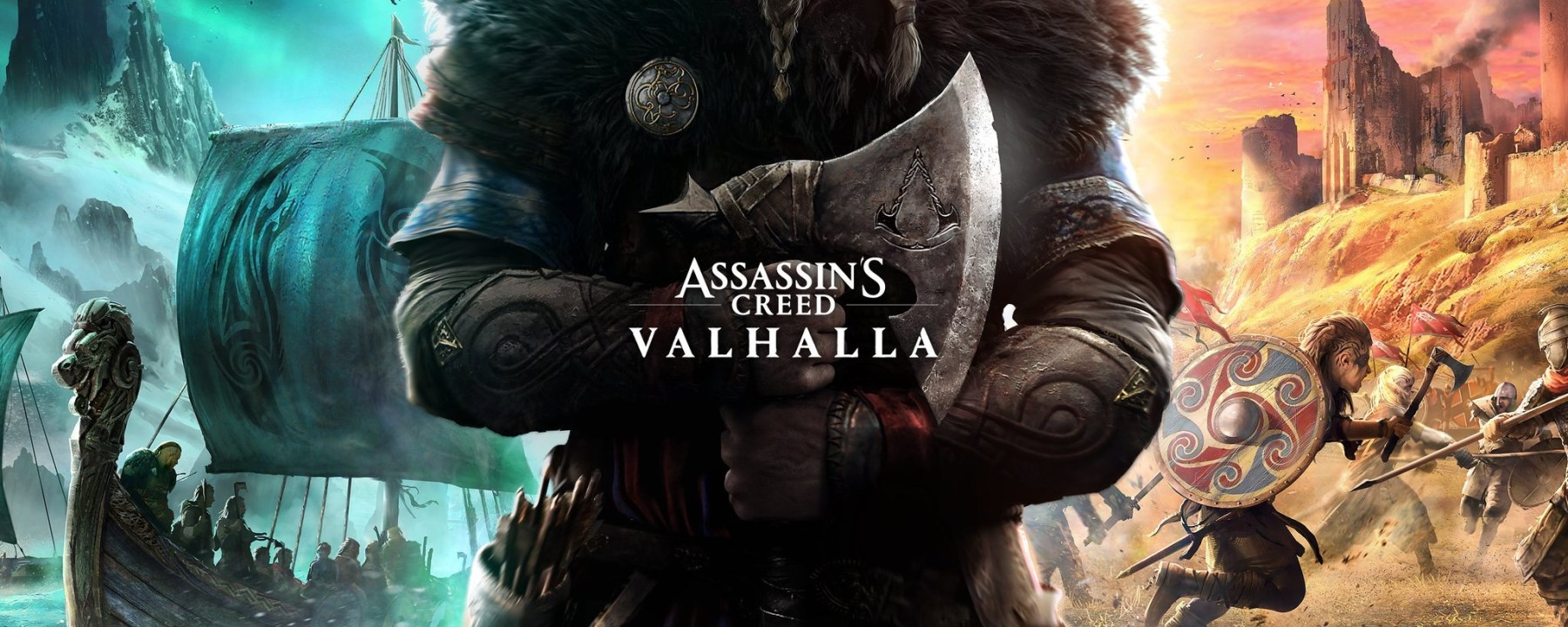 Assassins Creed Vahalla Teaser Art