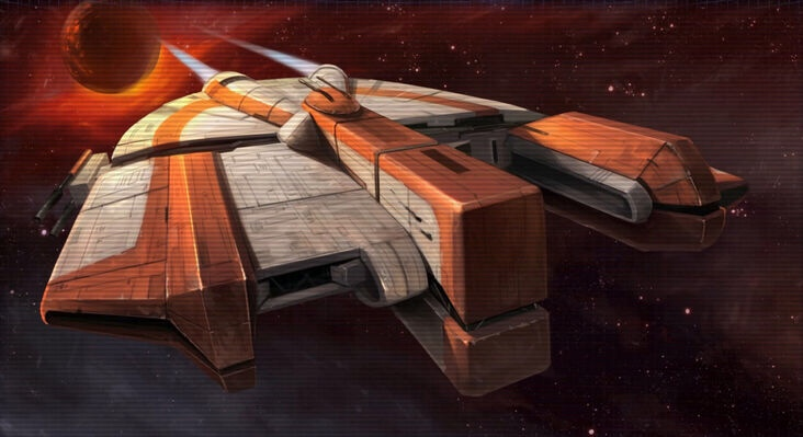 Star Wars: Revan Leaves for the Unknown