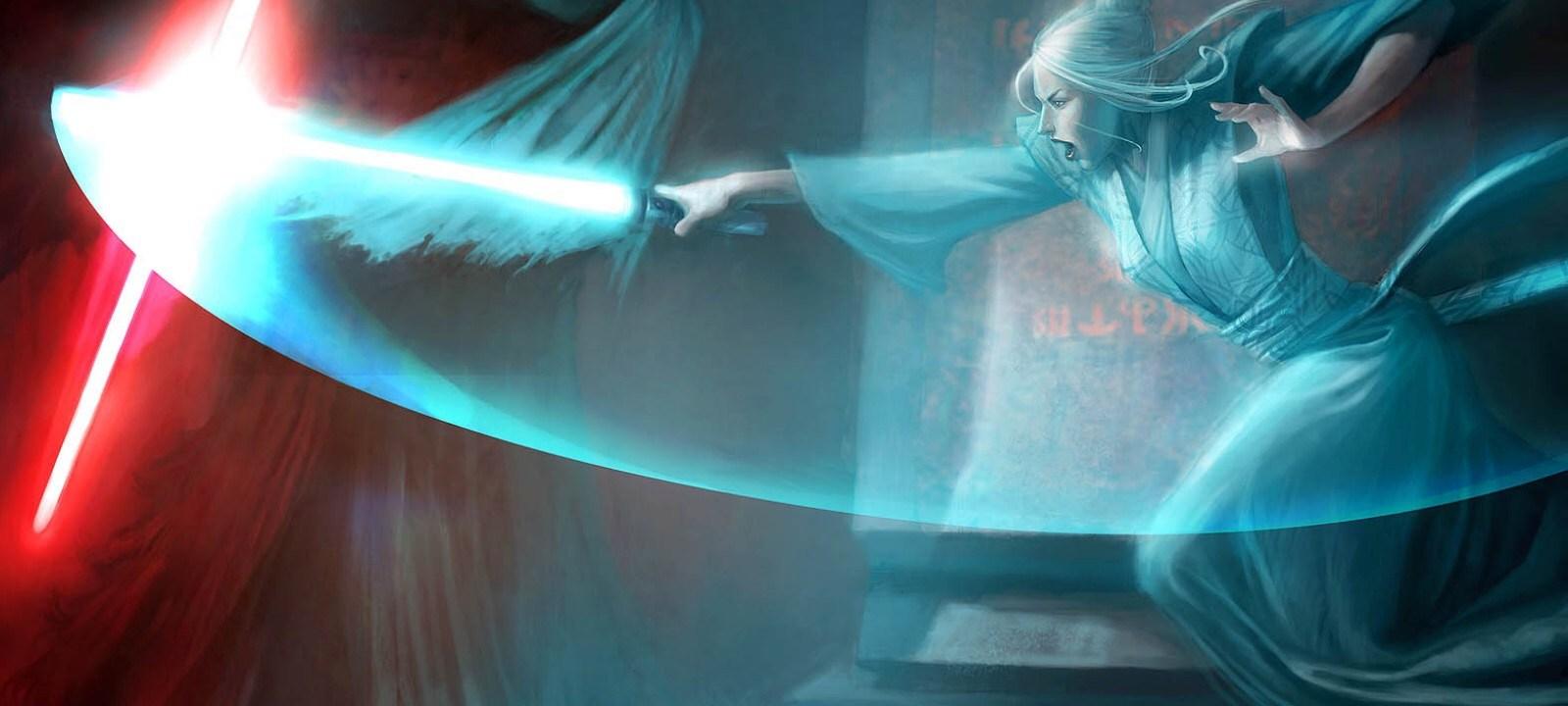 Star Wars KOTOR II: Atris vs. Darth Nihilus