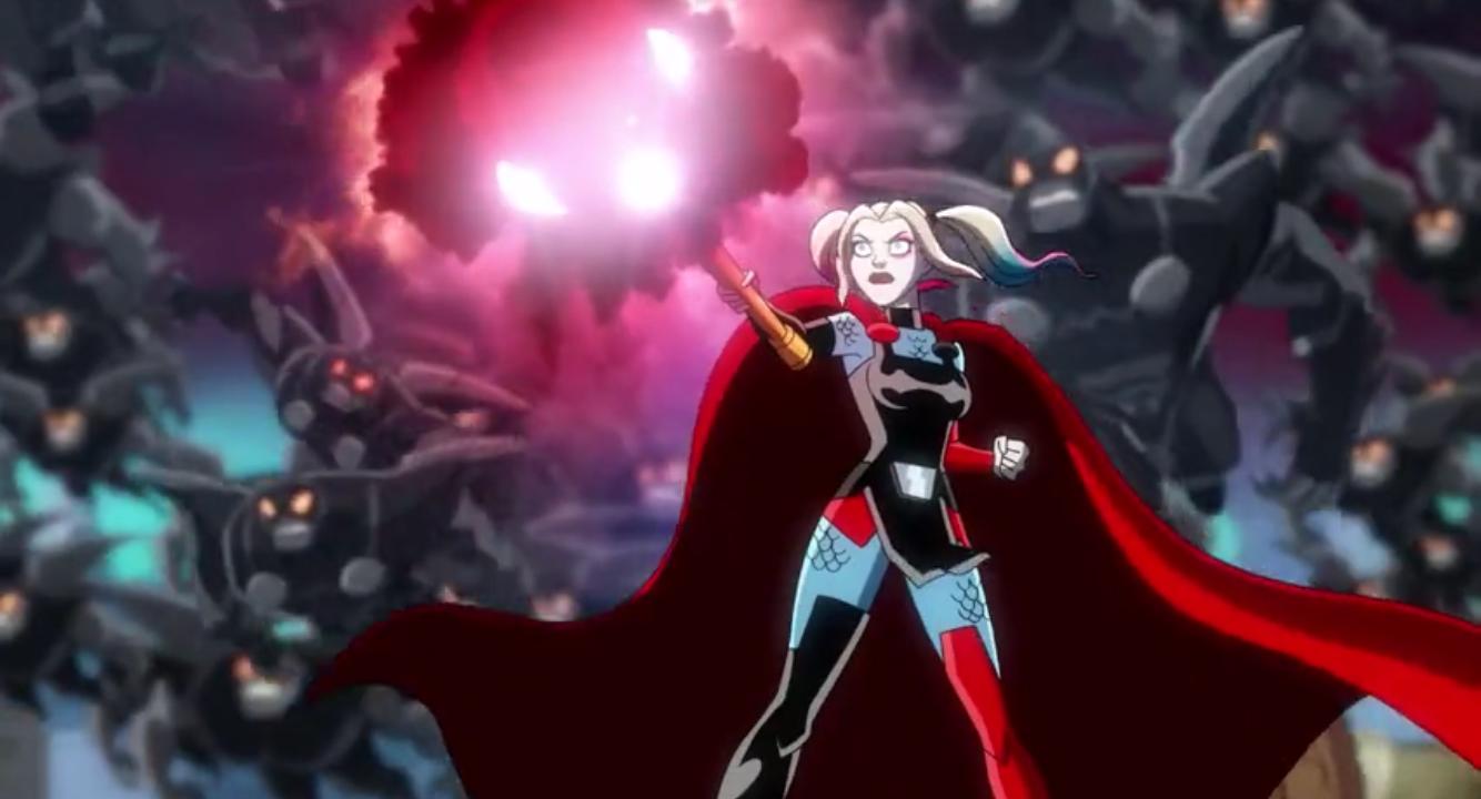 Harley Quinn Season 2 Episode 8- Inner (Para) Demons Harley Quinn leads an army of Para Demons