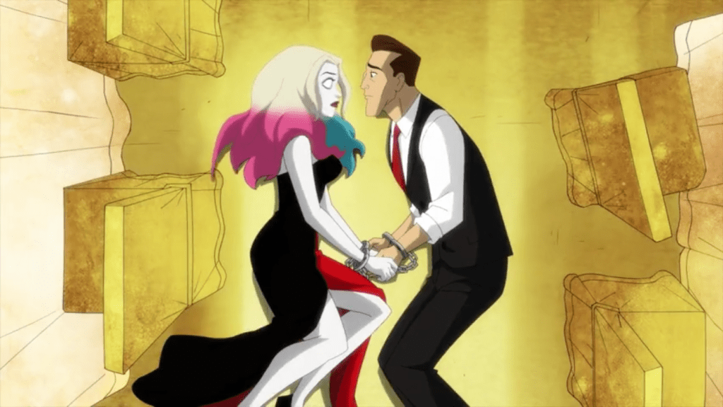 Harley Quinn Season 2, Episode 10- Dye Hard Harley and Joe Kurr