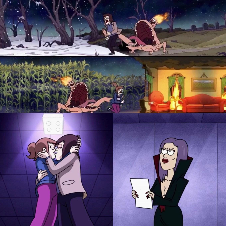 Close Enough Episode 7A- First Date