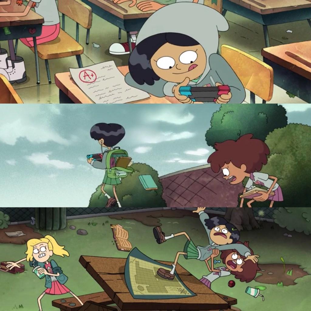 Amphibia Season 2 Episode 6- Marcy, Ditzy Genius