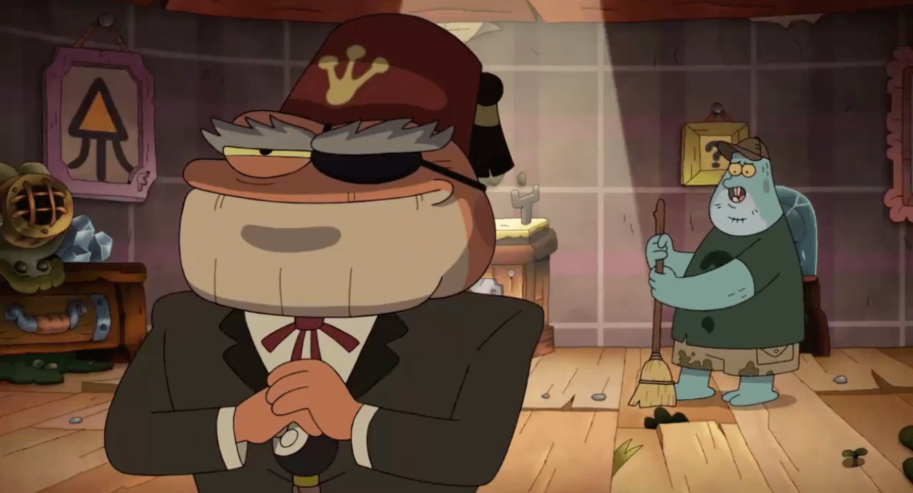 Amphibia Season 2 Episode 5- The Curator and Frog Soos