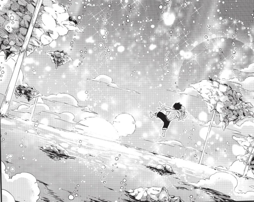 Edens Zero Chapter 107-Raining Stars