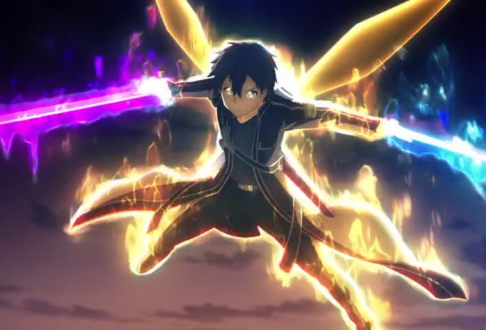 Sword Art Online: Alicization- War of Underworld Episode 44- Kirito's Ultimate Form