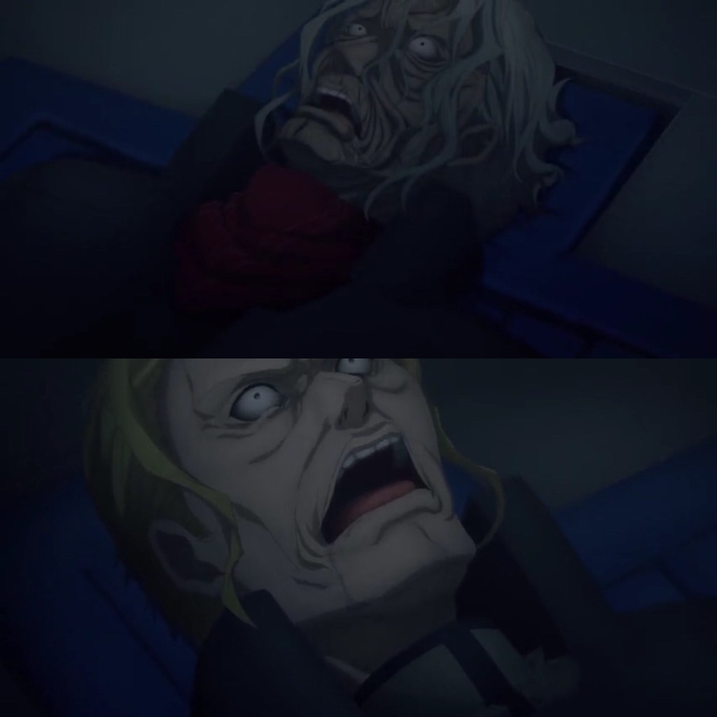 Sword Art Online: Alicization- War of Underworld Episode 45- PoH and Gabriel are Dead