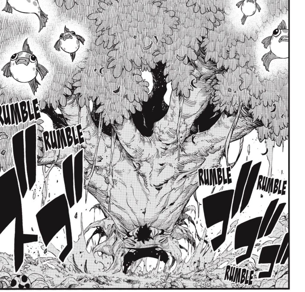 Edens Zero Chapter 115- Shiki's super strength